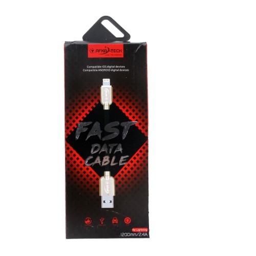 USB-кабель AFKA-TECH AF-32 Iphone 5 (коробка)