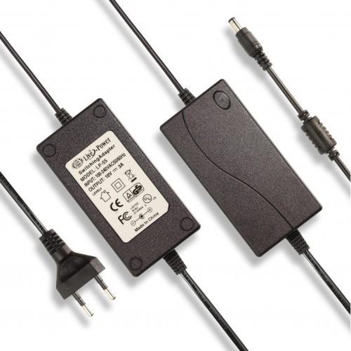 Блок питания LIVE POWER LP-56 18V 4A штекер 5мм
