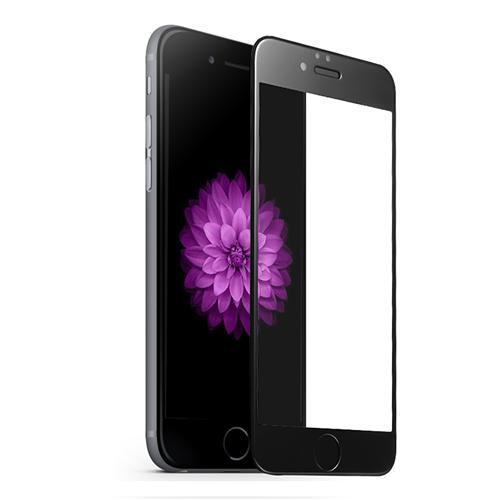 Защитное стекло для iPHONE 6 5D черное
