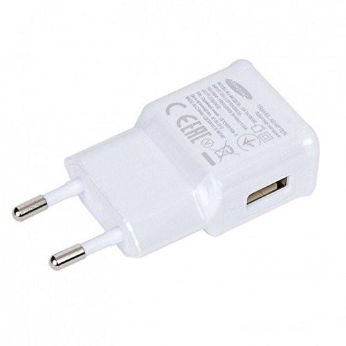 Адаптер сеть-USB TRAVEL ADAPTER EP-TA20EWE 5V 2A белый (тех/упаковка)