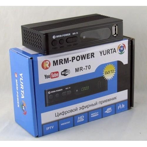 Приставка для цифрового MRM-POWER MR-70